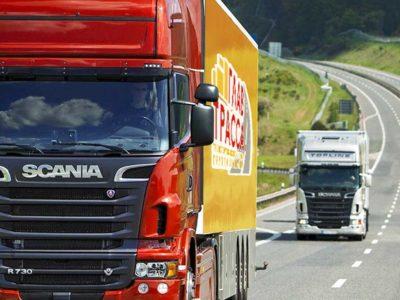 trasporto merci import dalla Russia