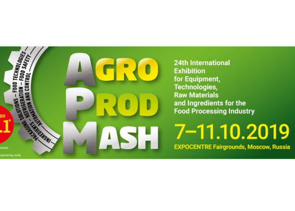 Fiera in Russia settore macchine Agricole AGROPRODMASH