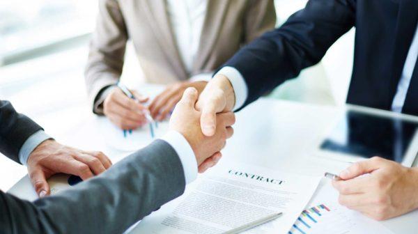 conclusione contratto con partner russo