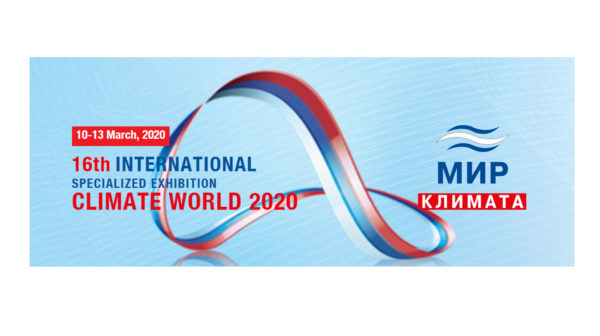 Fiera HVAC Climat world Mosca 2020 - OBICONS