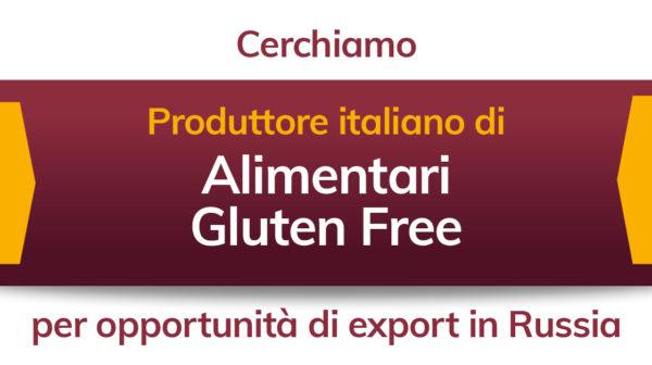 Ricerca produttore italiano Gluten Free - OBICONS