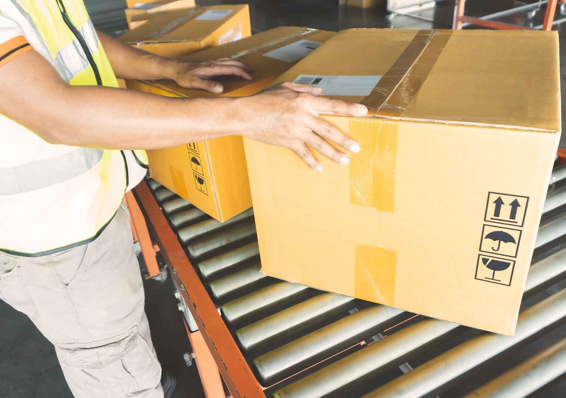 prodotti italiani export - preparare ordine alla consegna - OBICONS