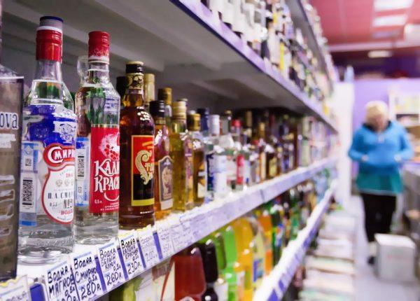 vendere birra e alcolici in Russia trend in aumento