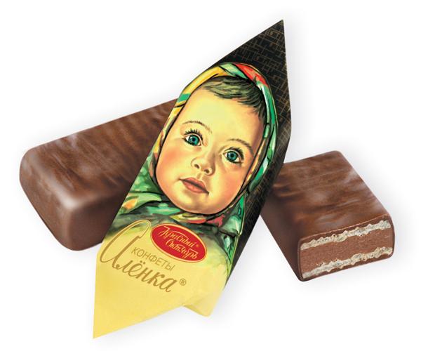 cioccolatino tradizionale russo
