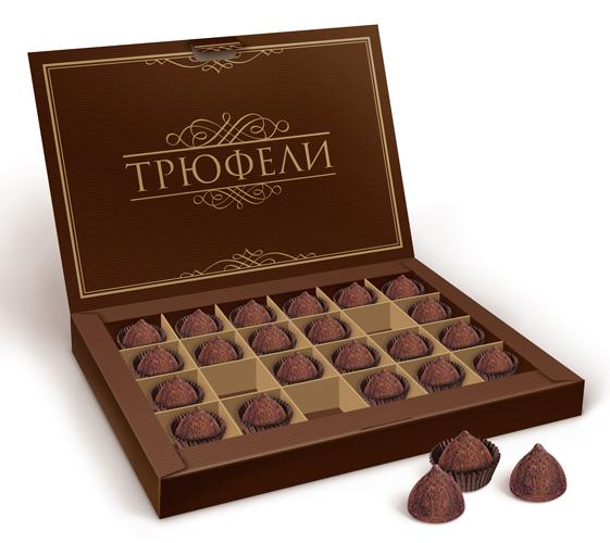 cioccolatini russi