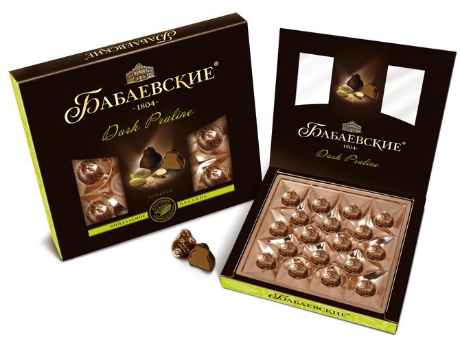 produttore del cioccolato in russia