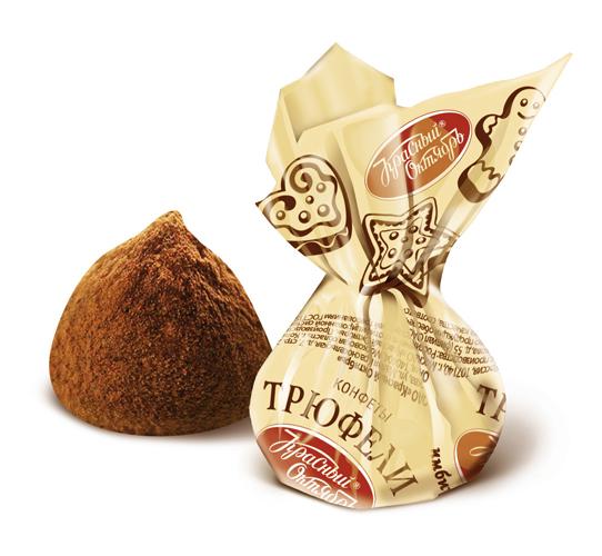 tartufi russi cioccolatino storico