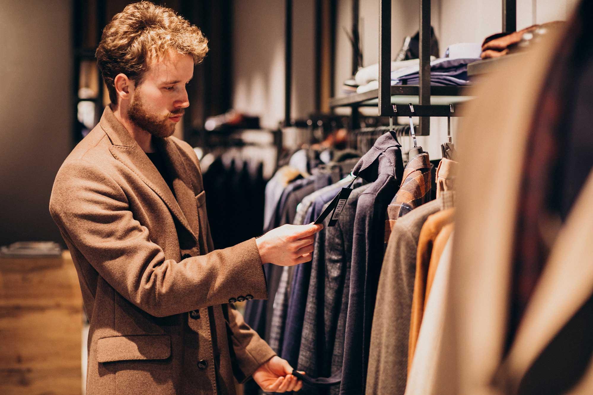 Corner abbigliamento in Russia