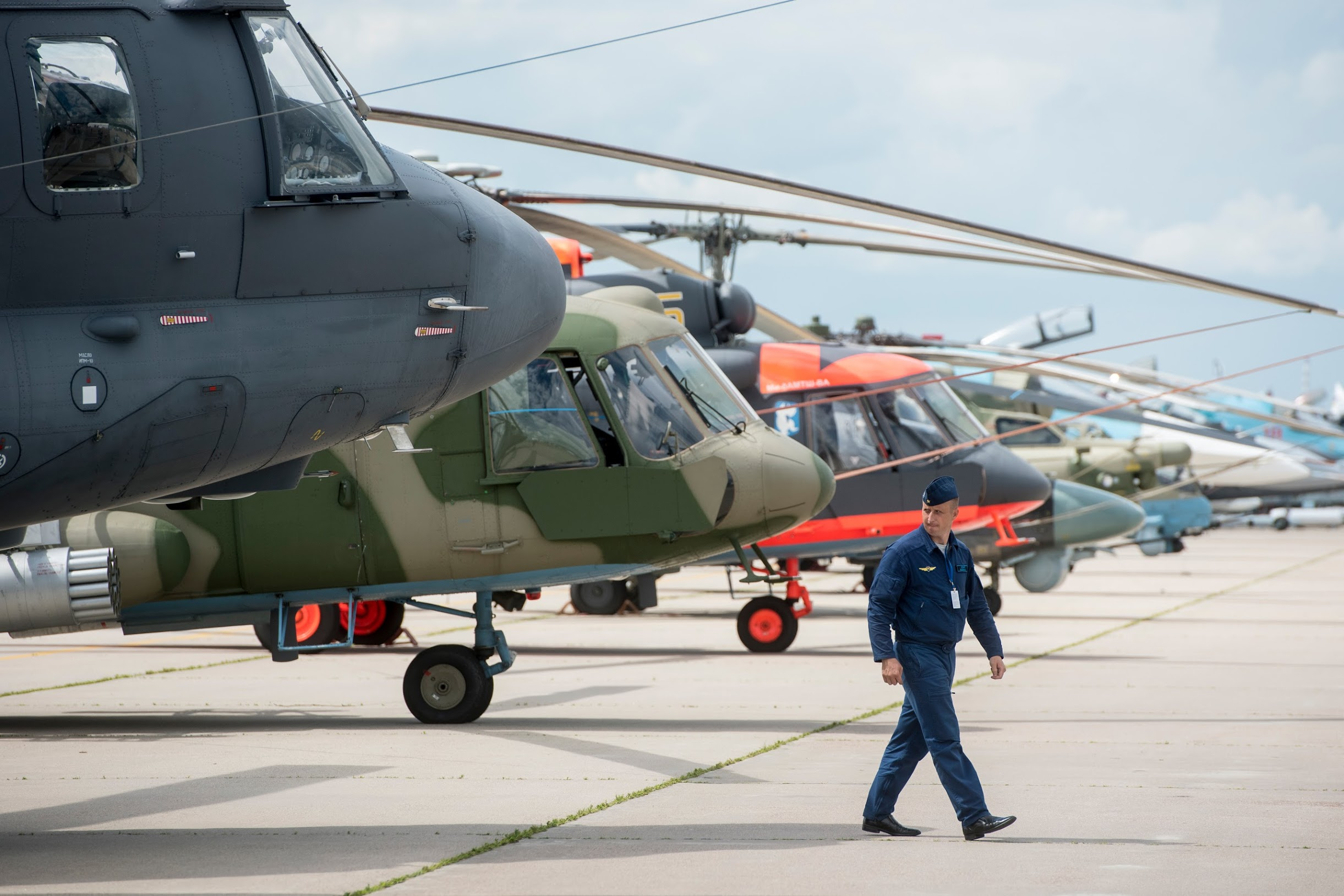 Rostec settore militare russia